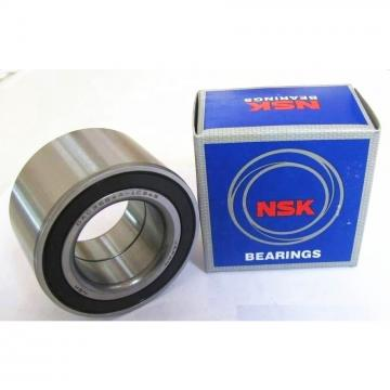 55 mm x 90 mm x 18 mm  SKF S7011 CB/P4A Angular contact ball bearing