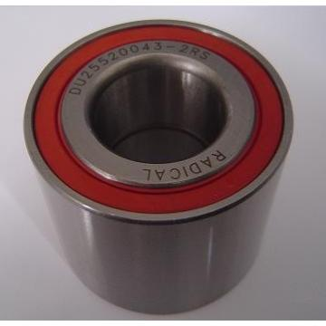 43 mm x 80 mm x 40 mm  PFI PW43800040CSM Angular contact ball bearing